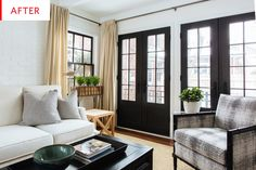 Before and After: A Dark and Dated House Is Totally Transformed | Apartment Therapy