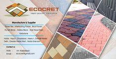 I Shaped Interlocking tile paver & paver blocks in #Noida #Delhi - #Ecocret. #InterlockingTiles #PaversTiles #FlyashBricks #Kerbstone #HollowBlocks Contact us:- Mobile - +91 9540040451 Email - ecocret@gmail.com http://ecocret.com/products/pavers/ham/013