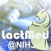 Is it safe? LactMed is a smartphone app to check if meds are safe for breastfeeding moms.