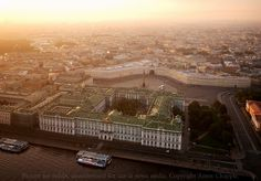 Amos Chapple's Amazing Drone Aerials Around The World Which Would Be Illegal Today