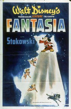 #Fantasia Theatrical Poster