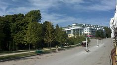 The Grand Hotel - Mackinac Island