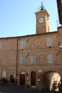 Ex palazzo comunale #marcafermana #maglianoditenna #fermo #marche