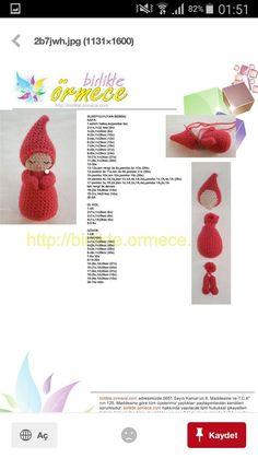 You Will Love This Adorable Crochet Slee - Diy Crafts - maallure Crochet Bunny Pattern, Crochet Rabbit, Crochet Patterns Amigurumi, Baby Knitting Patterns, Amigurumi Doll, Knitted Dolls, Crochet Dolls, Diy Crochet, Crochet Baby