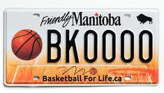 Give Dad The Gift of a Basketball Specialty Licence Plate This Father's Day    Motorcycle plates are also available  Looking for a great gift for your basketball loving dad this Father's Day? Give him the gift of a basketball specialty licence plate from your local MPI Autopac agent! To do this you can visit any of the 300 ManitobaAutopac agents and purchase a basketball plate for $70.00 so long as you the person giving the gift has a qualifying active policy with MPI. You can then give the…
