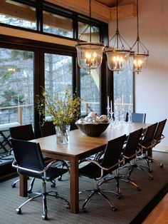 HGTV Dream Home 2011: Dining Room | Pictures and Video From HGTV Dream Home 2011 | HGTV