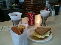 Photos for The Apple Pan | Yelp  Best Egg Salad Sand in the World