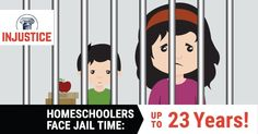Parents Face Jail Time for Missing Deadline - Late Paperwork Equated to Creating Delinquents in Ohio   HSLDA
