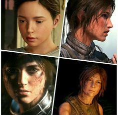 Maturation of Lara Croft Tomb Raider 2013, Tomb Raider Game, Tomb Raider Lara Croft, Mass Effect Cosplay, Female Heroines, Jessica Nigri, Princess Mononoke, Gurren Lagann, Final Fantasy Vii