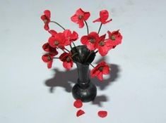 how to: miniature poppies