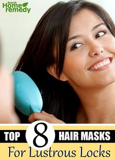 Top 8 Hair Masks For Lustrous Locks