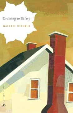 The Book I'm currently loving. Crossing to Safety - Wallace Stegner