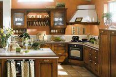 Cozinha + madeira