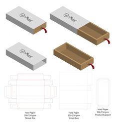 Discover thousands of images about Box packaging die cut template design. Diy Gift Box, Diy Box, Box Packaging, Packaging Design, Paper Box Template, Restaurant Flyer, Die Cut, Vintage Logo Design, Box Design