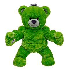 Aww, my little Hulk Tucker needs this. 17 in. Hulk Bear | Build-A-Bear Workshop