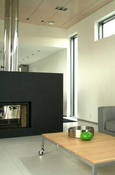 Arkkitehtitoimisto Kanttia 2 Oy » Fireplace