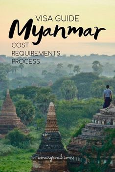 Find out if you need a visa to Myanmar or where to get one. This Myanmar visa guide article aims to help you with visa cost, where to apply, requirements. #amaryroad #MYANMARVISA #MYANMAREVISA Myanmar Travel, Vietnam Travel, Travel Advise, Travel Tips, Places To Travel, Travel Destinations, Countries Of Asia, Inle Lake, Backpacking Asia