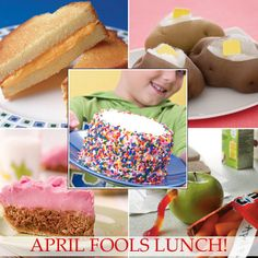 20 silly lunch ideas to fool your kids...