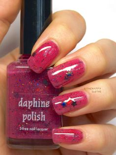 The Happy Sloths: Daphine Polish Spring 2014 Top 10 Collection Disc One: Review and Swatches