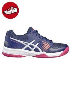 Gel-Blast 7, Chaussures de Handball Homme, Bleu (Directoire Blue/Energy Green/White), 39.5 EUAsics
