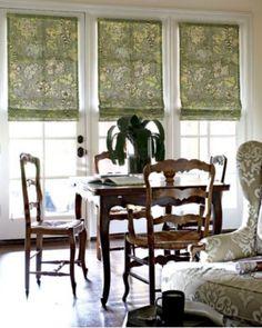 159 Subtle Florals Roman Shade Slats YOU PAY 1 2 DOWN