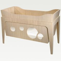 Moden And Unique Furniture Collection by Castor & Chouca Green Furniture, Nursery Furniture, Unique Furniture, Kids Furniture, Furniture Design, Modern Baby Cribs, Green Desk, Crib Toys, Minimalist Baby