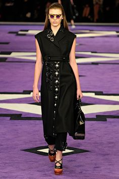 Prada Fall 2012 RTW - Review - Vogue
