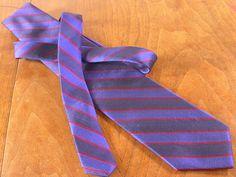 Necktie sewing tutorial