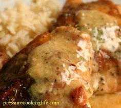 Instant Pot Man Pleasing Chicken I had heard rumors about this chicken and decided to give it a go in my Instant Pot. Searching Pinterest, I could only find oven recipes. Having made plenty of chicken thigh meals in the Instant Pot I felt confident that this could be easily made. I love finding oven or …