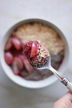 Berry Power Bowl