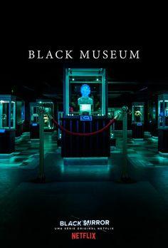 #BlackMuseum A terceira novidade da nova temporada de BLACK MIRROR! (exclusivo CA Notícias)