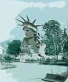 The New Colossus   Tales of History and Imagination