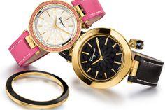 Conoce los nuevos modelos de relojes de #Ferragamo