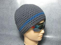 Mütze, Beanie im Boshi Style, Häkelmütze von IDS-Style auf DaWanda.com