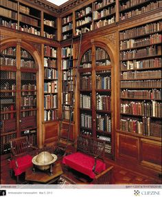 Libraries, love them!