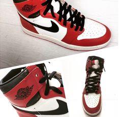 Jordan 1 Og Chicago