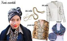 Style inspiration from hijabista icon / Malaysian songstress: Yuna    http://www.venusbuzz.com/archives/25049/fashion-friday-dressing-up-la-asian-icons/