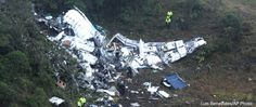 Colombia plane crash survivor cried out for his crew moments after being pulled from the wreckage. http://abcn.ws/2gJJFwP