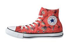 Converse Chuck Taylor All-Star Fruit Hi Strawberry