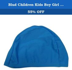 Blud Children Kids Boy Girl Swim Cap Hat Various Plain Colours. Most of Swim Caps use for real fashion accessory. Beginner Swim Caps is popular for girl and Women's but nowaday Swim Caps is also popular for boy and men. Swim Caps can keep warm in winter very well. Beautiful Style Vintage of Swim Caps.