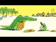 Je mangerais bien un enfant de Sylviane Donnio et Dorothée de Monfreid - YouTube Active Listening, Listening Activities, Crocodiles, Album, Books, French, Grade 2, Teacher Stuff, Writing Words