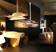 Vortexx chandeliers Zaha Hadid Designed for Sawaya & Moroni20051