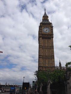 Hi Big Ben #bigben #london