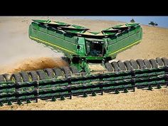 Amazing machines Farms 2016 - Mega Machines Technology Tractor Harvester