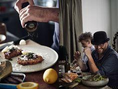 Paul Cunningham's Christmas Dinner----A Danish Feast