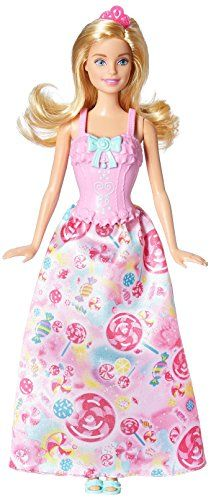 Barbie Fairytale Dress Up Gift Set Doll Toys Girlstoys