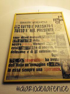 riflessione sulla #crisi e sulla #speranza che spinge a continuare a credere nel nostro paese, l'#Italia o ad abbandonarlo, magari per sempre. http://ildiariodellafenice.tumblr.com/post/107581464427/italia-1961-come-dire-nulla-di-nuovo-sul-fronte