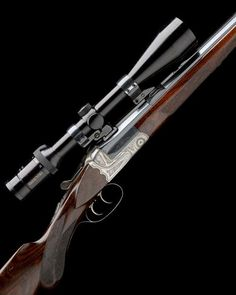 F.W. VANDREY & CO. A 6.5X57R SINGLE-BARRELLED BOXLOCK NON-EJECTOR SPORTING RIFLE, serial no. 6297,