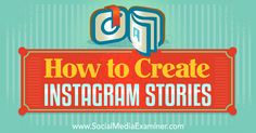 Want to learn how to publish Instagram Stories? Learn how to create Instagram Stories & respond to people who engage with Stories.