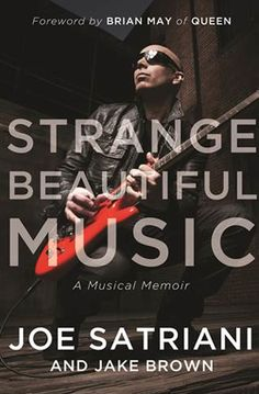 Strange Beautiful Music by Joe Satriani and Jake Brown. Excellent read! The thoughts behind every studio album that he released are in this book. It also has a reference section that lists all the gear used for each album!
